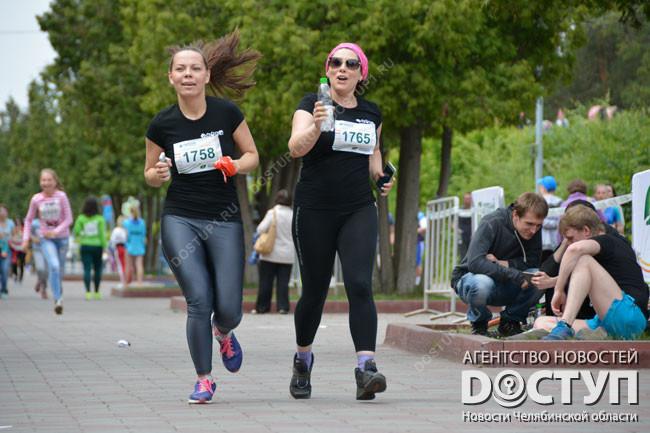 Забег надистанцию в 4 километра завершит «Зеленый марафон» вХабаровске