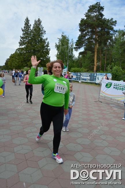 челябинский марафон 2016 фото