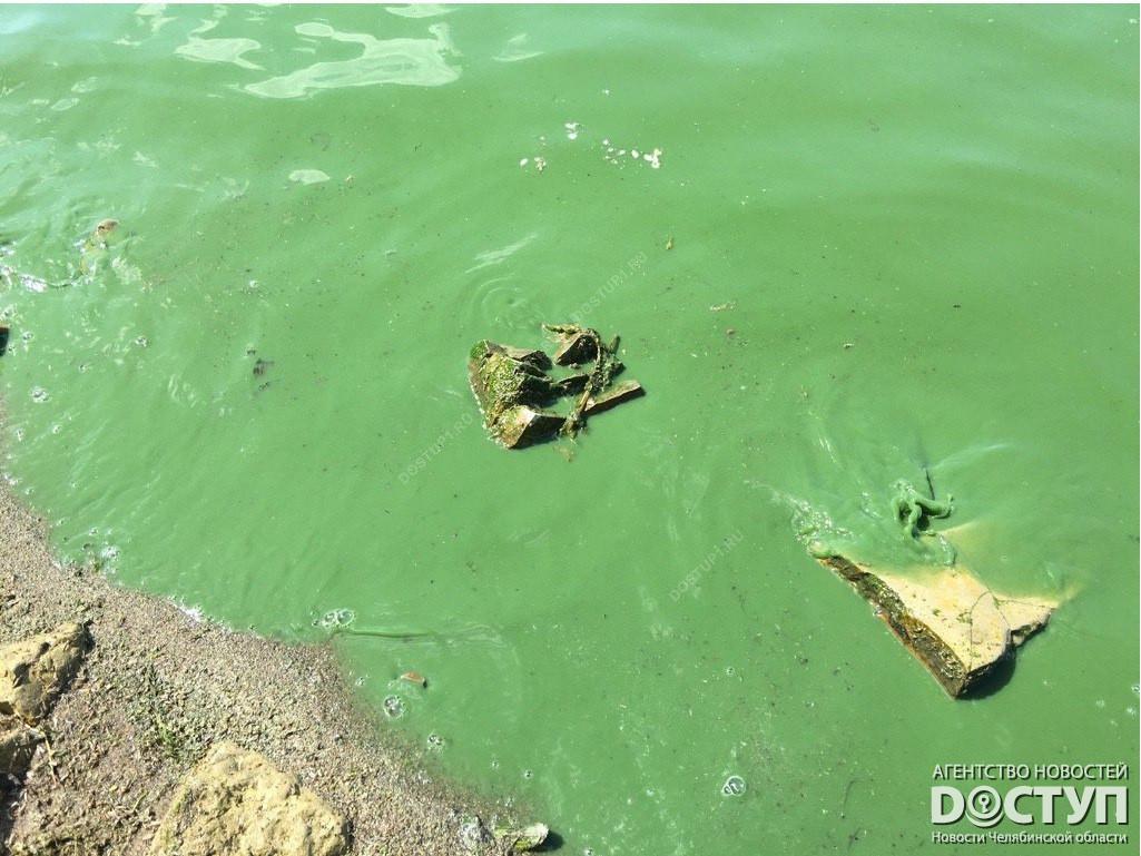 ВЮжноуральске пытаются выяснить причину ухудшения качества питьевой воды