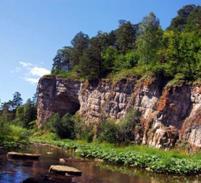 Десятилетний парень потерялся врайоне Игнатьевских пещер Челябинской области
