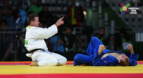 Южноуральские дзюдоисты начали борьбу замедали Олимпийских Игр вРио