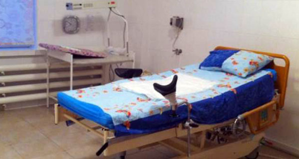 Поликлиника детская ул. полярная 24