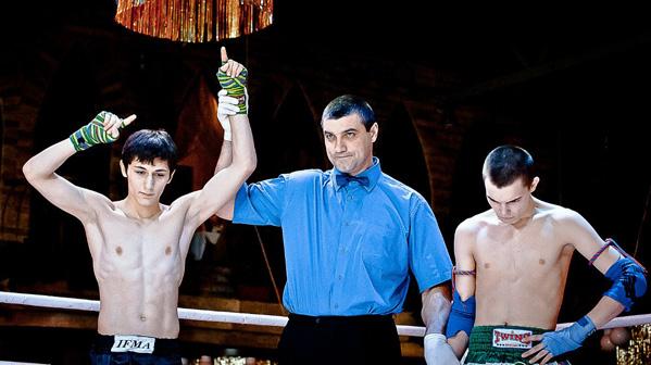 фото став бокса