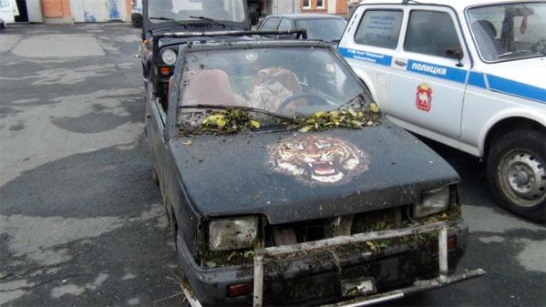 Браконьеры изавтомобиля «Ока» разыскиваются вЧебаркульском районе