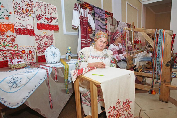 Миасские мастера показали себя наконкурсе «Урал мастеровой»