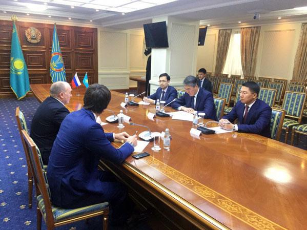 Русский бизнес вКазахстане будет находиться практически вдомашних условиях— Назарбаев