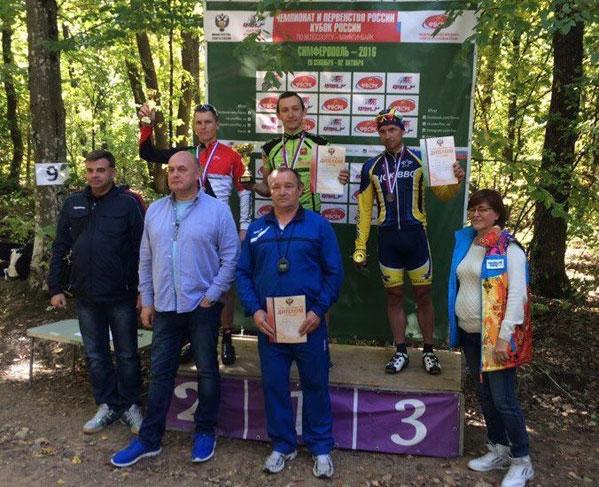 Южноуральские велосипедисты отличились наВсероссийских соревнованиях вКрыму