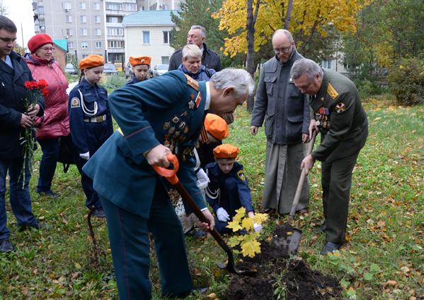 День Героев Танкограда отмечает Челябинск