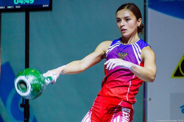 Напервенстве мира погиревому спорту донской спортсмен завоевал два золота