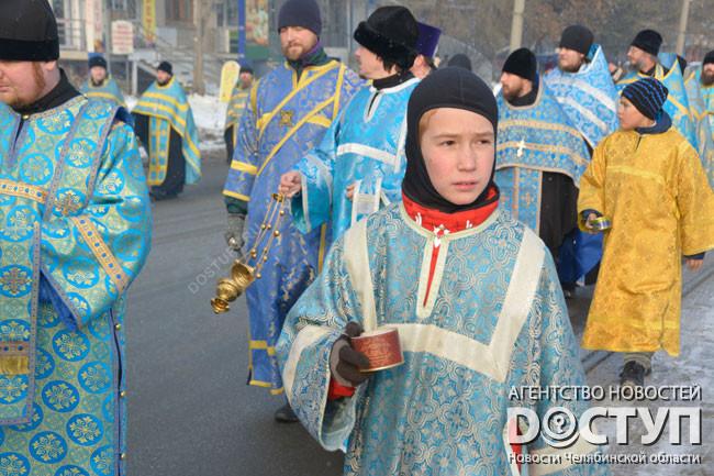 Православные бердчане совершили крестный ход вчесть дня Казанской иконы Божией Матери
