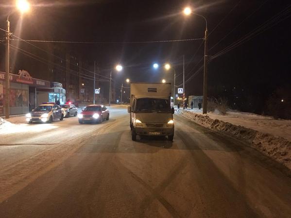 ВЧелябинске шофёр Газели сбил шестиклассника
