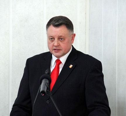 Главой челябинского Копейска стал прошлый заместитель начальника Уральского регионального центра МЧС