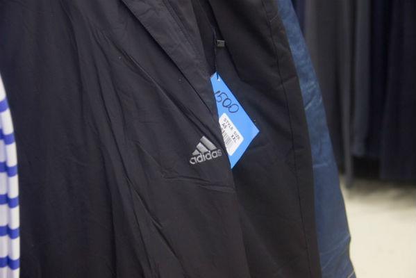 Одежду иобувь Adidas иReebok изъяли вЧелябинске