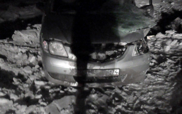 ВУвельском районе вДТП пострадала гражданка Кыргызстана