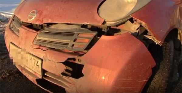 12-летний школьник попал под две машины вЧелябинске
