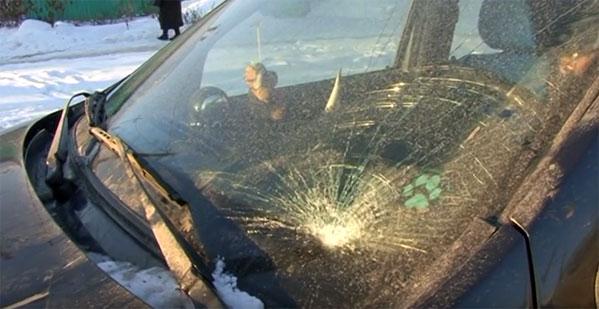 ВЧелябинске 12-летнего ребенка сбили две машины