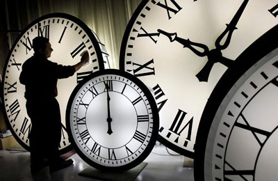 Впоследней минуте следующего года будет 61 секунда
