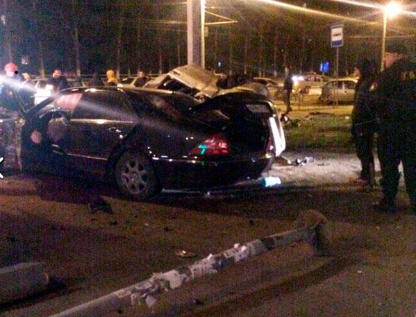 Водителя Mercedes, виновника смертоносного ДТП, отправили под суд