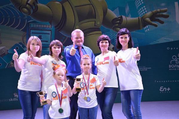Южноуральцы завоевали 13 кубков наВсероссийском «РобоФесте»