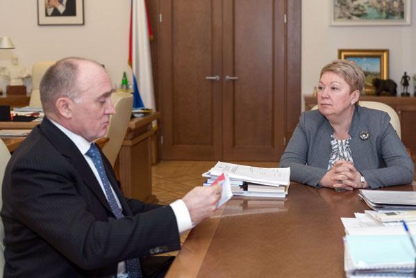 Борис Дубровский пригласил министра образования на«Расулевские чтения» вТроицк