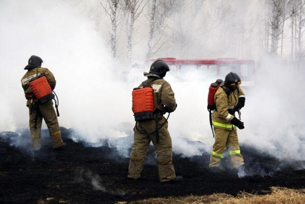 Волгоградская область пожар новости