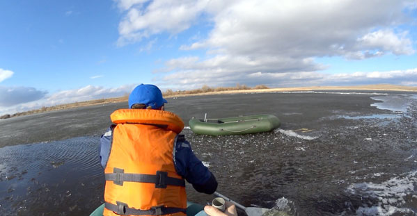 82-летний рыбак потонул вКыштыме