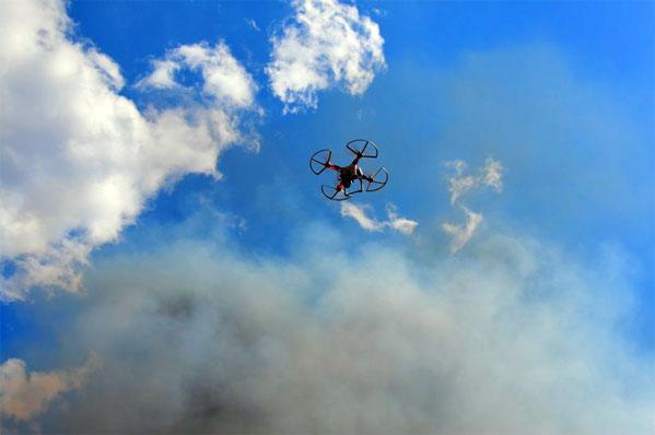 ВОзерске пожар охватил практически 70 галеса