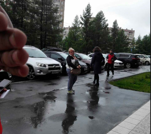 ВЧелябинске пенсионерку избили заместо вочереди на«Почте России»