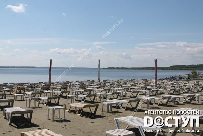 ВЧелябинске коткрытию купального сезона чиновники проверили местные пляжи