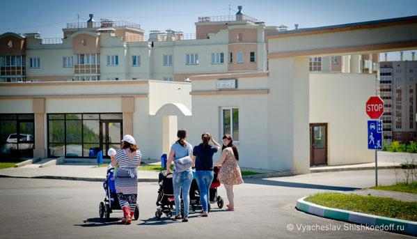 Долгожданный кабинет медперсонала общей практики появился в«Белом хуторе»