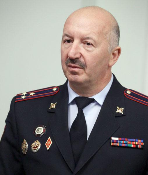 Указом В. Путина начальником Росгвардии поКузбассу стал Юрий Кель