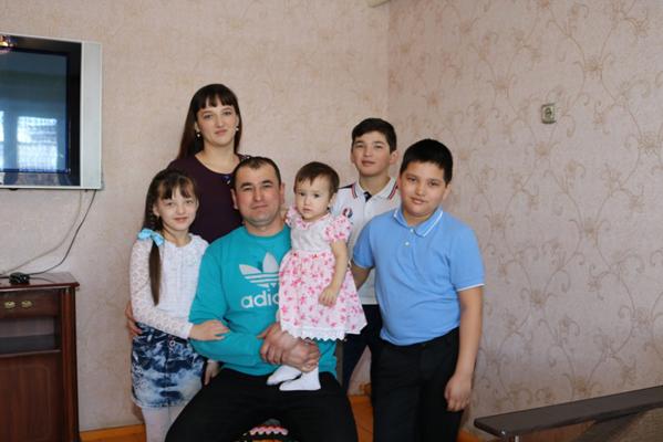 Мурманская семья Халитовых вошла вчисло победителей Всероссийского конкурса «Семья года»