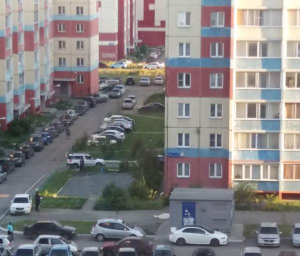 ВЧелябинске около жилого массива отыскали труп мужчины