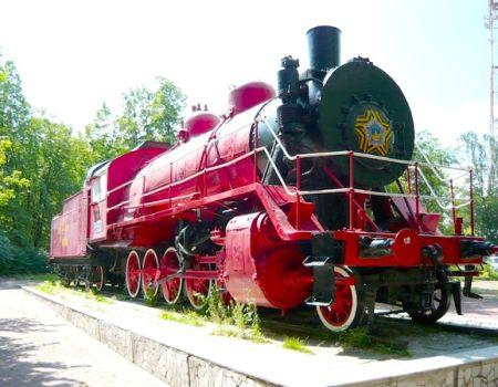 ВЧелябинске ищут владельца паровоза «Красный коммунар»
