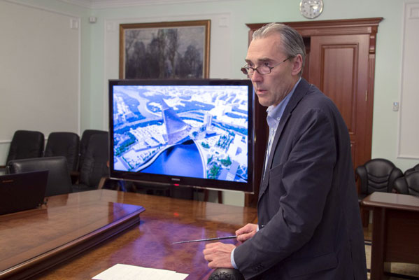 Общественно-деловой центр вЧелябинске построят задва года