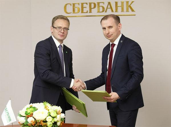 Услуги Сбербанка станут доступны вМФЦ для предпринимателей наЮжном Урале