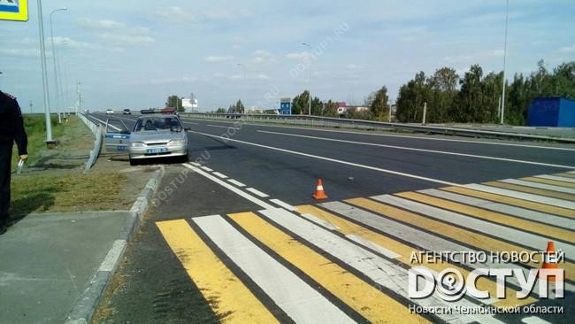 Навъезде вЧелябинск лихач сбил 2-х школьниц иврезался востановку