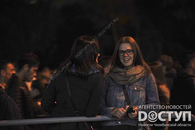 Неменее 100 тыс. человек участвовали впраздновании Дня города вЧелябинске