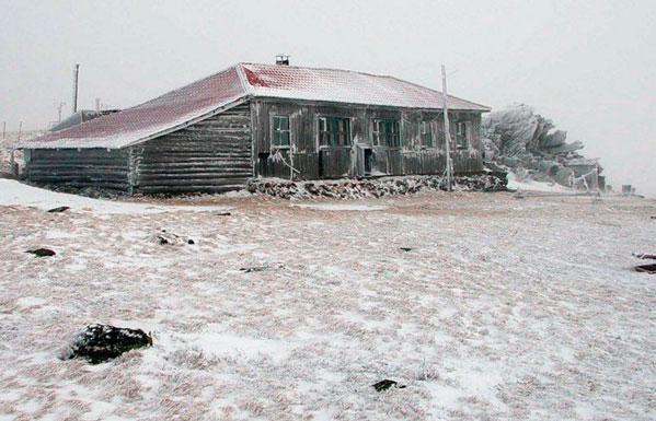Сегодня вБашкортостане выпал 1-ый снег, азавтра там обещают жару