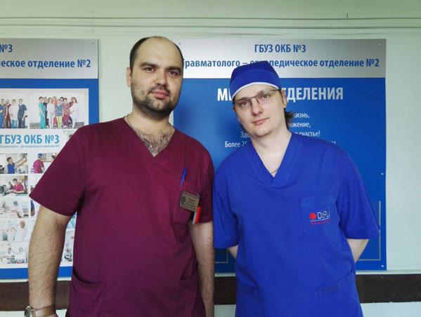 Неповторимую 12-часовую реконструкцию позвоночника выполнили челябинские хирурги