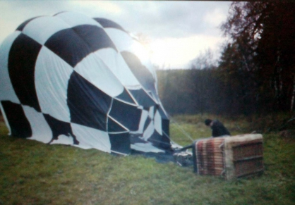 ВЧелябинской области полет навоздушном шаре может вылиться вуголовное дело