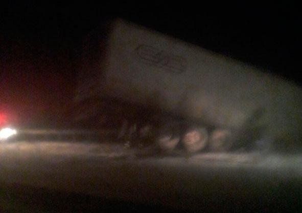 ВЧебаркульском районе встолкновении иномарки с грузовым автомобилем погибли трое