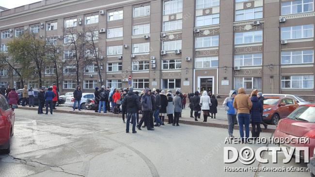 Нижегородцы всоциальных сетях говорили о повторной эвакуации изшкол