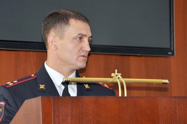 Управление уголовного розыска возглавил прежний глава УМВД Магнитогорска