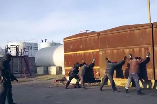 ВЧелябинской области задержаны подозреваемые вхищениях нефти на60 млн руб
