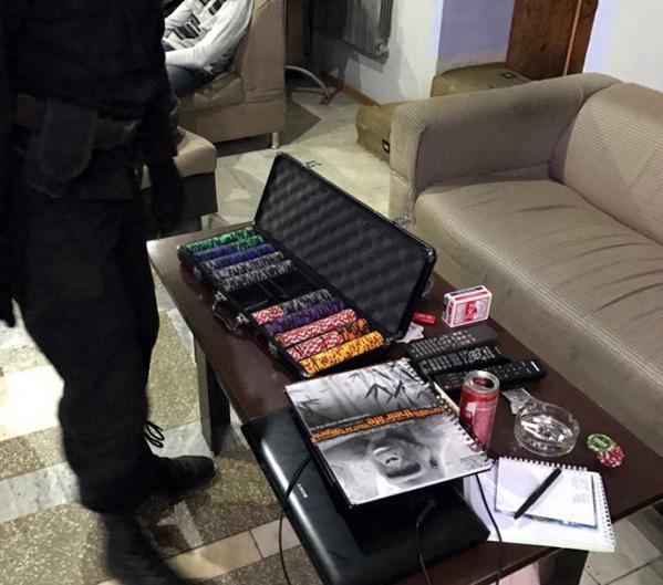 ВЧелябинске полицейские иРосгвардия выявили нелегальное казино