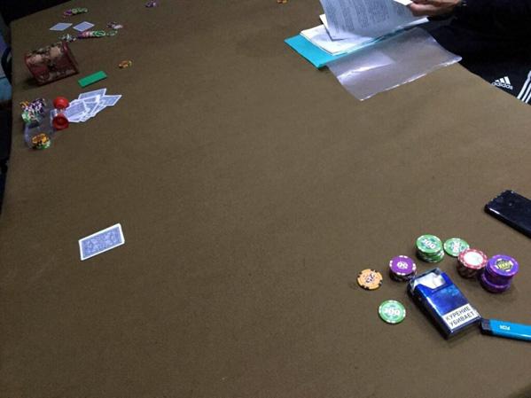 ВЧелябинске полицейские накрыли подпольное казино