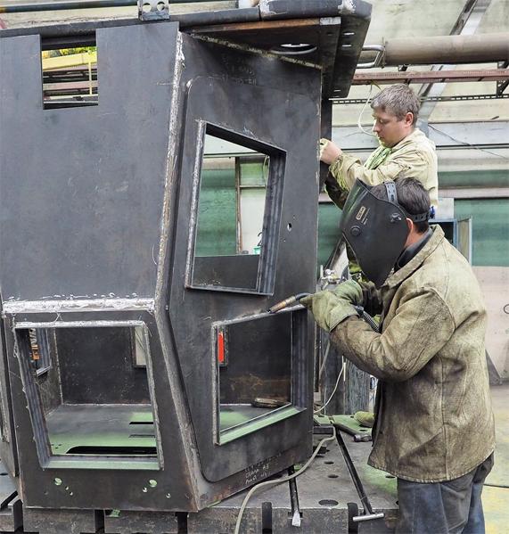 ЧТЗ будет выпускать бронированные трактора по новейшей технологии