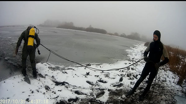 ВЧелябинской области утонули два рыбака— Первые жертвы полыньи