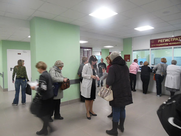 7ноября вЧелябинске распахнёт свои двери для пациентов новая онкополиклиника